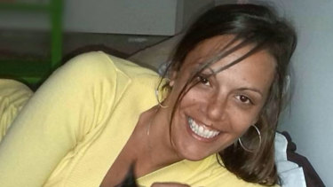 Carly McBride was murdered in 2014.