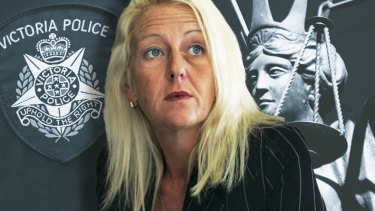 Nicola Gobbo, the former barrister who became a police informer.