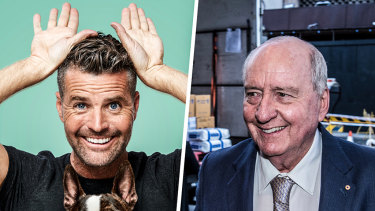 'He asked me and I said yes': why Alan Jones joined forces with Pete Evans.