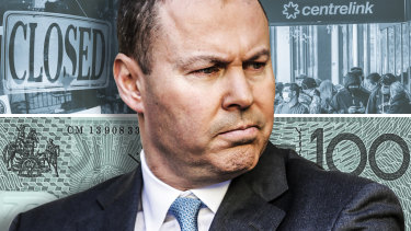 Treasurer Josh Frydenberg will announce changes to the JobKeeper scheme to allow more companies to take it up.