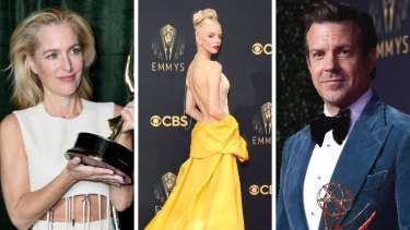 The Crown, Ted Lasso, Hacks take Emmy haul