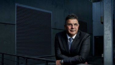 Former AFL boss Andrew Demetriou has denied being Acquire's executive chairman, saying he was head of the group's advisory board.