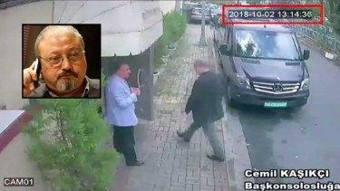 Jamal Khashoggi was allegedly killed inside the Saudi consulate in Istanbul.