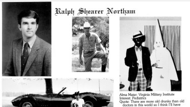 Virginia's Governor Ralph Northam is resisting calls to resign after a racist photo in his year book surfaced.