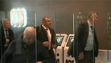 The federal police raid on ABC's Sydney headquarters over a story known as the Afghan Files.
