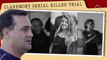 Bradley Robert Edwards is accused of being the Claremont serial killer.