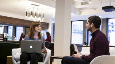 Venture Lane, the startup hub launched this year by Amaysim co-founder Christian Magel.