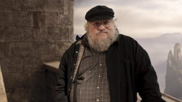 George R.R.Martin honed his craft on LiveJournal.