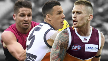 Jesse Hogan, Dylan Shiel and Dayne Beams all found new homes in the trade window.