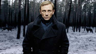 Daniel Craig stars in 2005 TV movie Archangel.