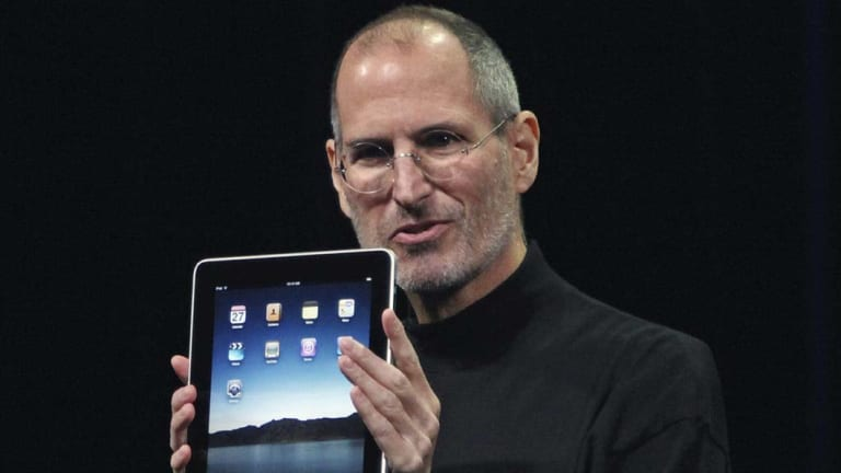 Complex genius: The late Apple boss Steve Jobs.