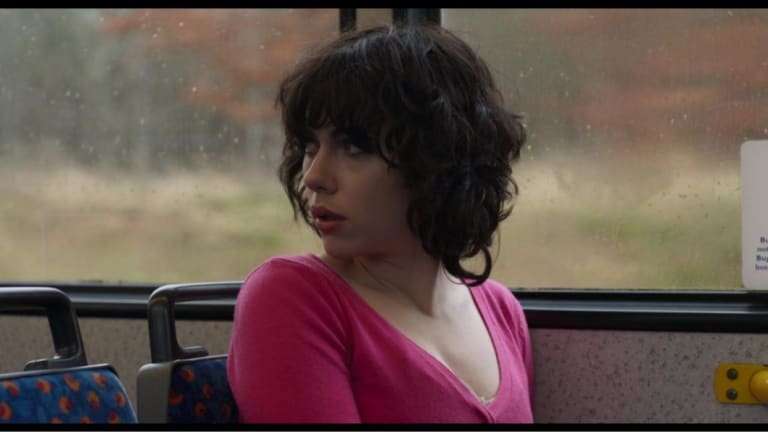Scarlett Johanssonplayed an alien  in <i>Under the Skin</i>, but she will not be playing a transgender man in <i>Rub & Tug</i>.
