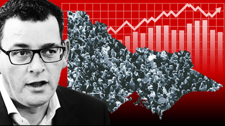Will economic growth hand Daniel Andrews victory on November 24?