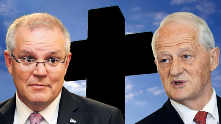 Prime Minister Scott Morrison says he will respond to the Ruddock review by year's end.