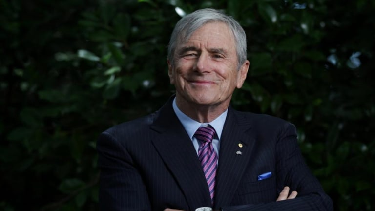 Kerry Stokes (pictured) is a major shareholder in Capilano Honey, which is the subject to a takeover offer from a consortium headed by Wattle Hill Capital.