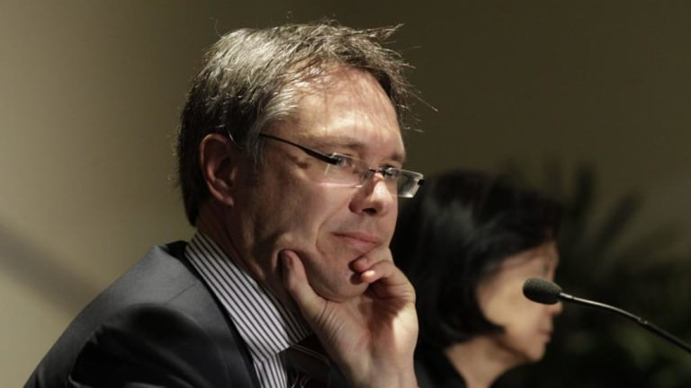 RBA deputy governor Guy Debelle says increasingly, new jobs are not being advertised through traditional avenues and increasingly come about through informal links and networks like LinkedIn.