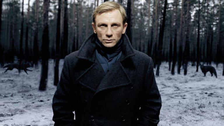 Daniel Craig stars in 2005 TV movie Archangel.
