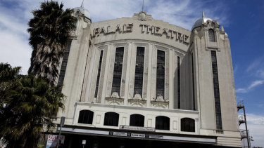 The Victorian government pitched in to help restore the famous Palais Theatre in St Kilda.