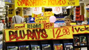 JB Hi-Fi's profit jumped 5.5 per cent.