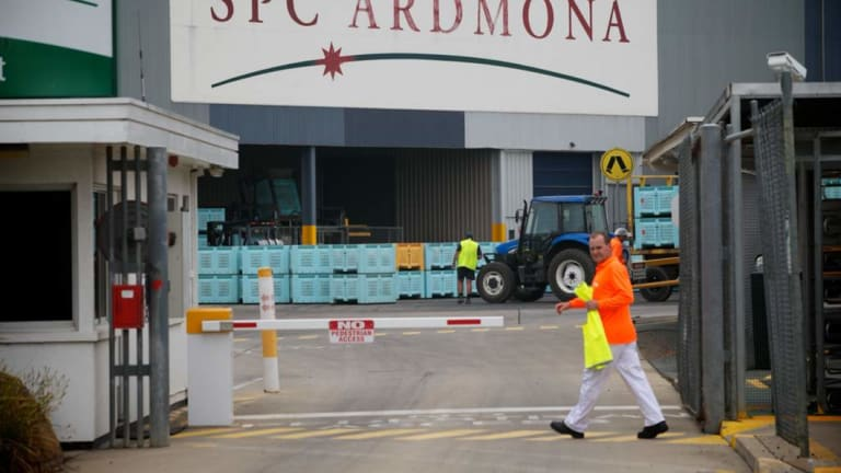 Manufacturing accounts for 10 per cent of regional Victoria's economic output.