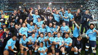 Super overhaul: the final of the southern hemisphere's premier competition could be played at a neutral venue in future.