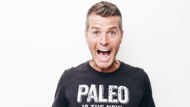 Pete Evans. Not a doctor.