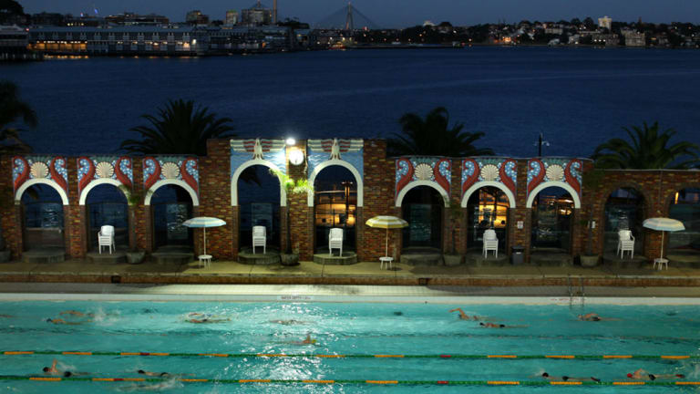 North Sydney Olympic Pool needs an upgrade.