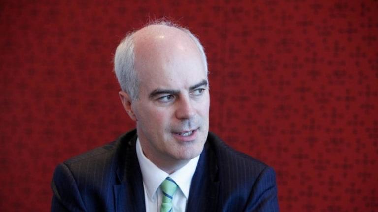 Medibank CEO Craig Drummond