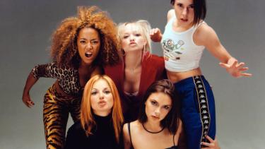 The Spice Girls, pre-revelation, in 1995.
