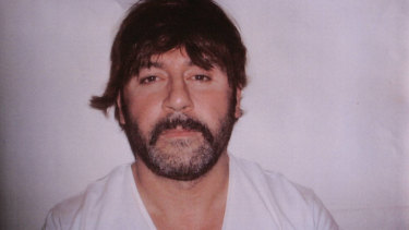 Tony Mokbel taken at the time of his arrest in Greece in June 2007.