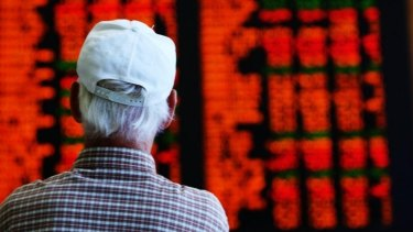 The S&P/ASX 200 fell 0.94 per cent, or 61.7 points, to close at at 6483.3.