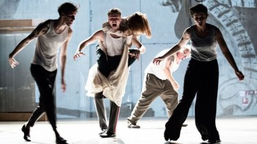 Schaubuhne Berlin performs Beware of Pity for Sydney Festival.
