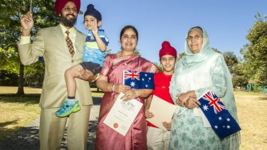 Australia is a an immigration success story.