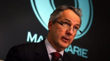 Nicholas Moore will retire as Macquarie CEO in November.