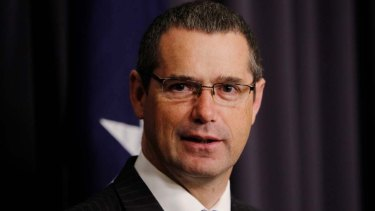 Former Labor Minister Stephen Conroy.