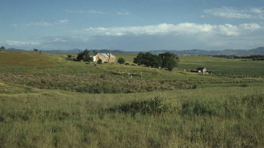 Blundell's cottage circa 1957.