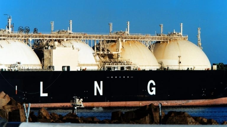 Oil and LNG companies would face $52 billion in extra tax under Greens plan