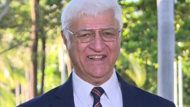 Bob Katter wants the Galilee Basin opened up for coal mining.