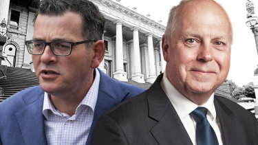 Victorian state budget 2019-20: The bill is in, the brakes are on