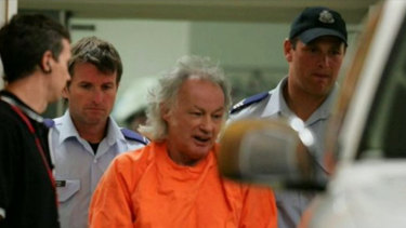 Serial killer Ivan Milat has been admitted to a high-security ward at Prince of Wales hospital.