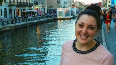SA nurse Kirsty Boden ran towards the chaos to help victims.