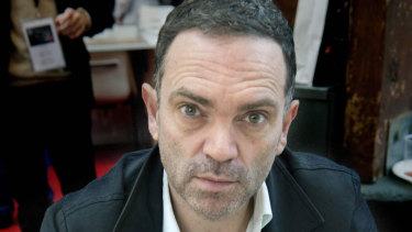 Yann Moix, serial provocateur.