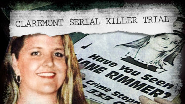 Claremont serial killer trial, Bradley Edwards, Sarah Spiers, Jane Rimmer, Ciara Glennon.