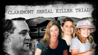 Claremont serial killer trial main pic