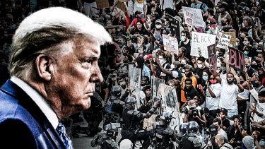 Trump/Protests