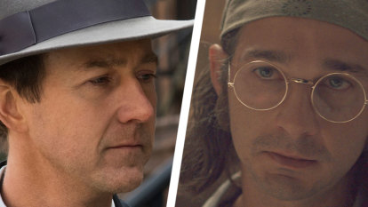 Redemption: Ed Norton and Shia LaBeouf deliver two unmissable movies