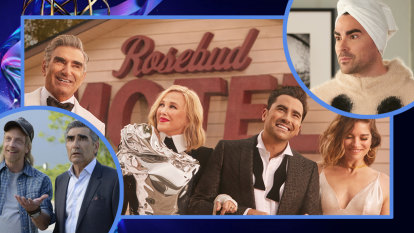 Schitt's Creek, Succession the major winners in first-ever virtual Emmys
