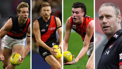 From bad things, better things grow: Essendon's silver linings playbook