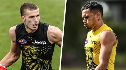 Coleman-Jones and Sydney Stack to return to Punt Road in early December