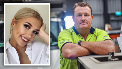 Melbourne tradie ineligible for JobKeeper following daughter's death